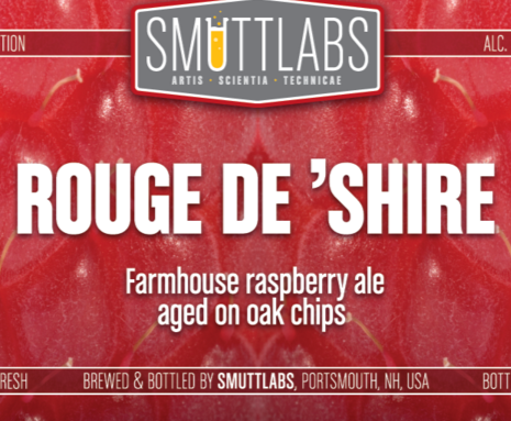 Smuttynose Smuttlabs Rouge De'Shire