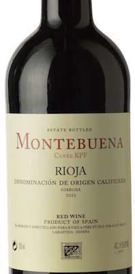 2015 Montebuena Rioja